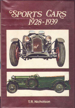 Sports Cars 1928 - 1939