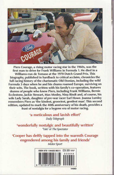 Piers Courage: Last of The Gentleman Racers (Second Edition)