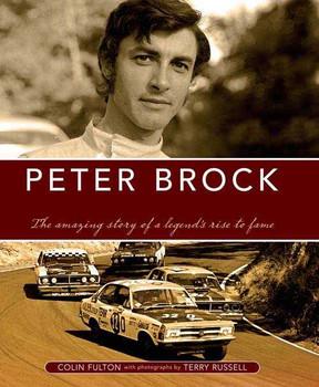 Peter Brock: Road to Glory