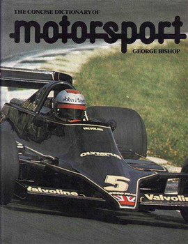 The Concise Dictionary of Motorsport