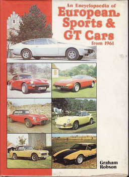 An Encyclopaedia of European Sports & GT Cars from 1961
