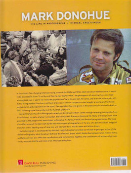 Mark Donohue: His Life in Photographs