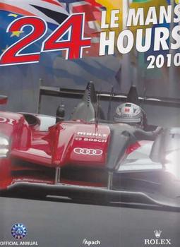 2010 Le Mans 24 Hours - Official Book