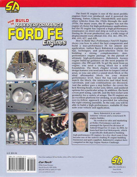 How To Build Max-Performance Ford FE Engines