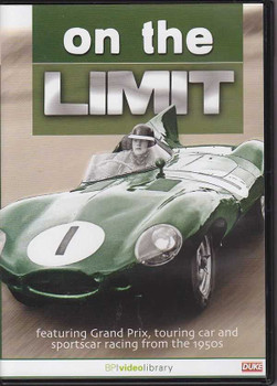 On The Limit: Featuring Grand Prix, Touring Car and Sportsca Racing From The 195