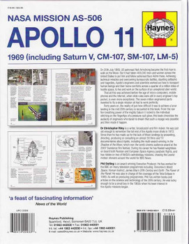 Nasa Mission AS-506 Apollo 11 1969 Workshop Manual