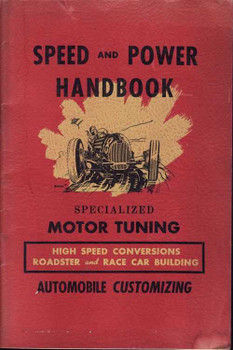 Speed and Power Handbook: Specialized Motor Tuning