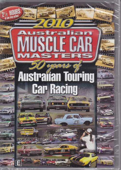Highlights of The 2010 Australian Muscle Car Masters DVD