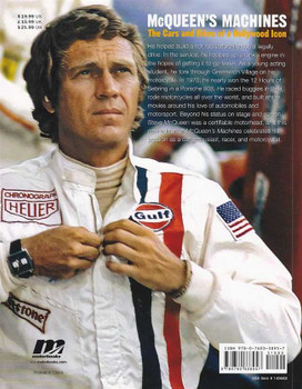 McQueen's Machines: The Cars and Bikes of a Hollywood Icon (Soft Cover Book)