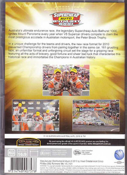 V8 Supercars Australia: Bathurst 2010 Highlights DVD