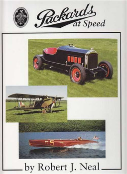 Packards at Speed