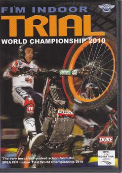 FIM Indoor Trial World Championship 2010 DVD