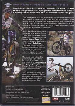 FIM Trial World Championship 2010 DVD
