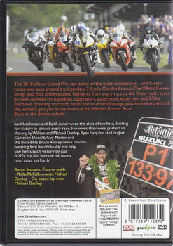 GP Ulster Grand Prix 2010 DVD: The World's Fastest Road Race