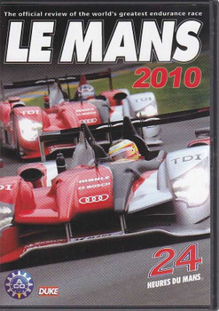 Le Mans 2010: The Official Review DVD