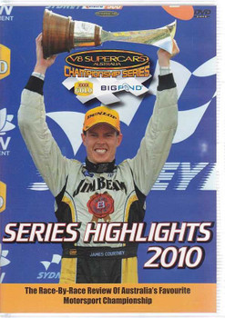 V8 Supercars Championship Series: 2010 Highlights DVD