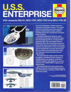 U.S.S Enterprise 2151 onwards Owners' Workshop Manual