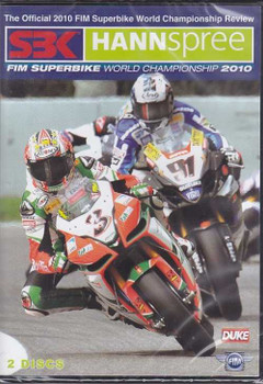 Superbike World Championship 2010 - The Official FIM Review DVD