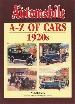 A - Z of cars of the 1920s