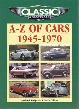 A - Z of Cars 1945 - 1970