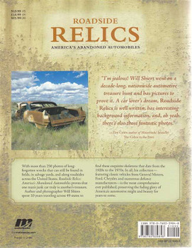 Roadsine Relics: America's Abandoned Automobiles