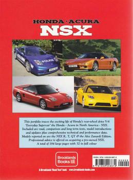 Honda Acura NSX 1989 - 2005 Ultimate Portfolio