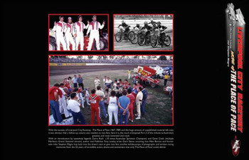Liverpool City Raceway 1967 - 1989: More of The Place of Pace (Signed)