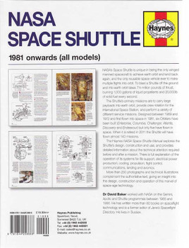 NASA Space Shuttle 1981 onwards (all models) Owners' Workshop Manual