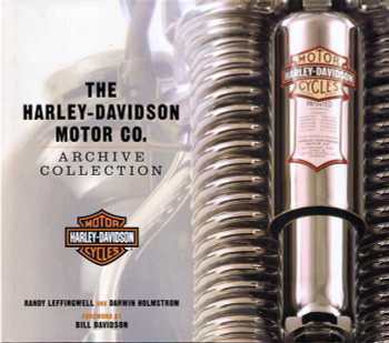 The Harley-Davidson Motor Co. Archive Collection (soft cover)