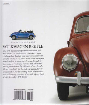 Volkswagen Beetle A Celebration of the World's Most Popular Car