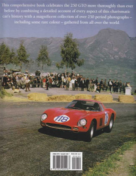 Ferrari 250 GTO The History Of A Legend