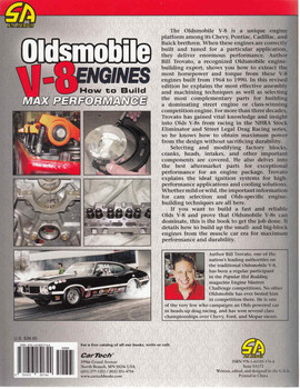 How to Build Max-Performance Oldsmobile V-8s - Revised Edition -back