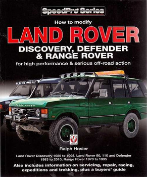 How to Modify Land Rover Discovery, Defender and Range Rover