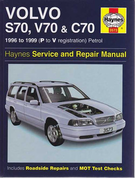 Volvo S70, V70, C70 Petrol 1996 - 1999 Workshop Manual
