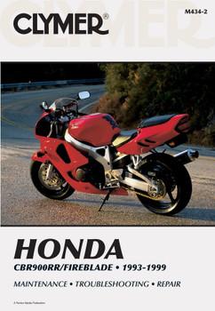 Honda CBR900RR/Fireblade Motorcycle (1993-1999) Service Repair Manual