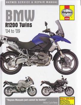 BMW R1200 Twins 2004 - 2009 Workshop Manual