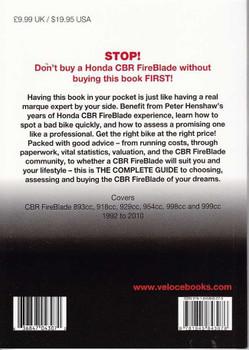 Honda CBR FireBlade 1992 - 2010: The Essential Buyer's Guide