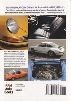 Buying, Driving and Enjoying the Porsche 911 and 912 1965 - 1973