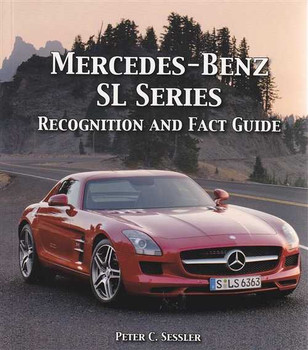 Mercedes-Benz SL Series Recognition and Fact Guide