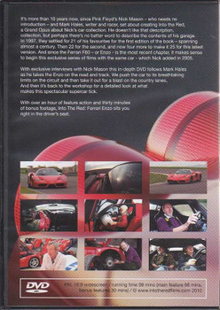 Passion For Speed: Ferrari Enzo (volume 1) DVD