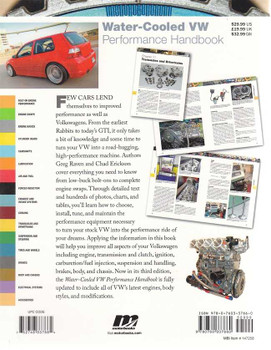 Water-Cooled VW Performance Handbook (3rd edition)