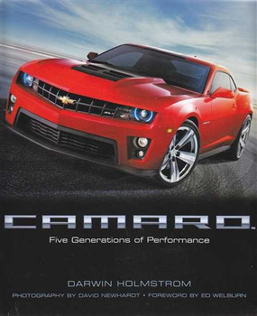 Camaro: Five Generations Of Performance