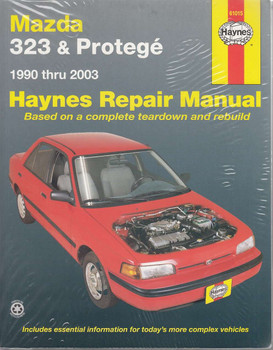 Mazda 323 and Protege Workshop Manual