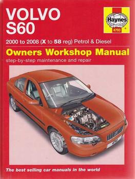 Volvo S60 Petrol and Diesel 2000 - 2008 Workshop Manual