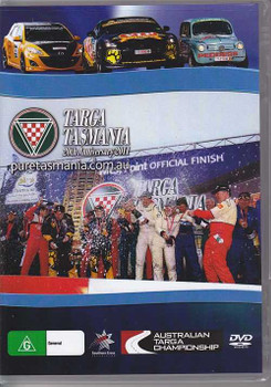 Targa Tasmania 2011 DVD