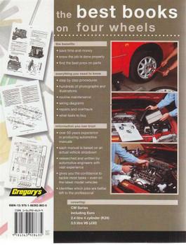 Honda Accord CM Series 2003 - 2008 Workshop Manual