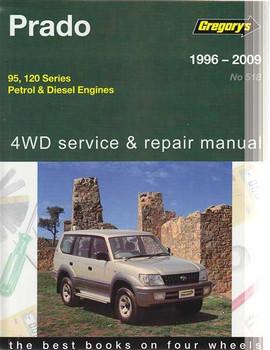 toyota land cruiser prado owners manual pdf