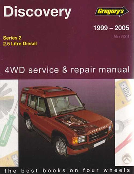 land rover discovery complete workshop repair manual 1994 1999