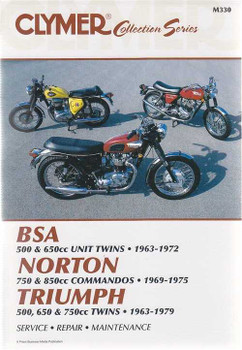 BSA, Norton, Triumph 1963 - 1979 Workshop Manual