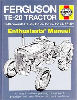 Ferguson TE-20 Tractor 1946 on Enthusiasts' Manual